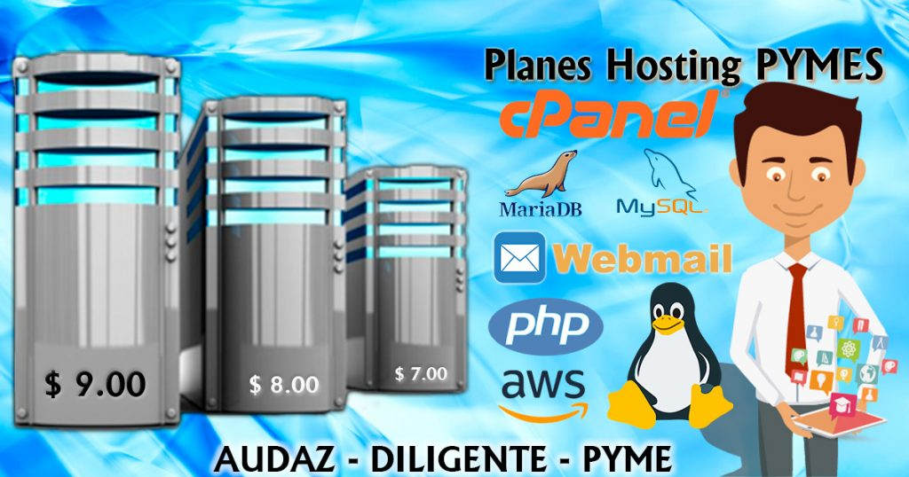 planes hosting para pymes